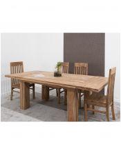Stół drewniany jadalniany 160/240 Natural