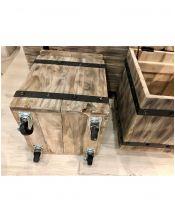 Stół Barowy + 4 stołki
