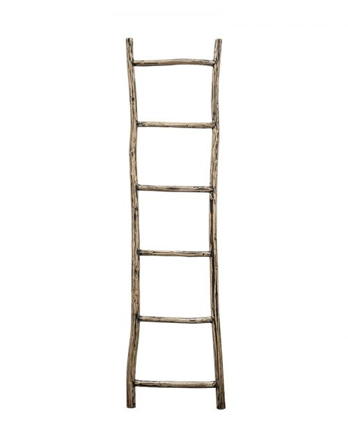 Drabina 180cm Ladder Black Wash