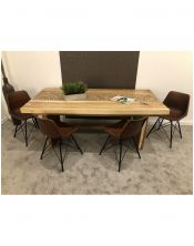 Coin Table 200 x 100 cm