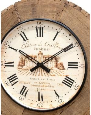 Zegar okrągły 70x3x70