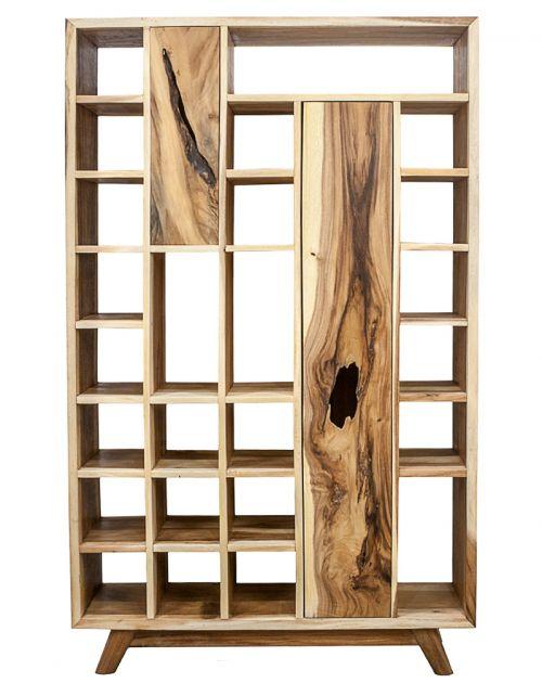 Biblioteczka Suar Wood OTH 2014 182cm