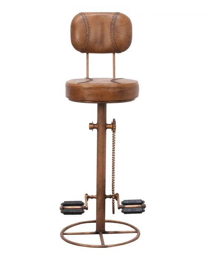 Hoker / Krzesło / Stołek barowy M-14525