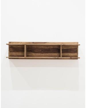 Półka Natural drewno Palisander 120 x 30 x 21