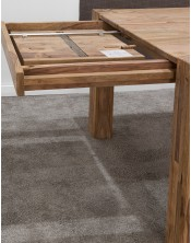 Stół drewniany jadalniany 200/300cm Natural