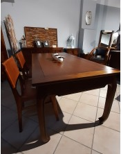 Stół jadalaniany 180x90 Opium Mahoń