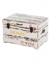Skrzynia White Home 40x40x60