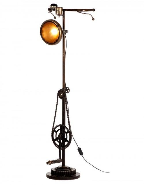 Lampa podłogowa Iron Haveri
