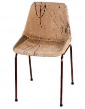 Krzesło z obiciem skórzanym HD-4517