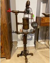 Lampa podłogowa Iron Kavali
