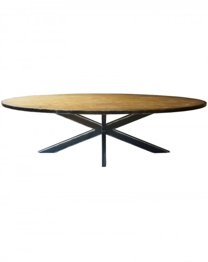 Stół jadalniany TIGAN TORAJA Tek 200x90x76