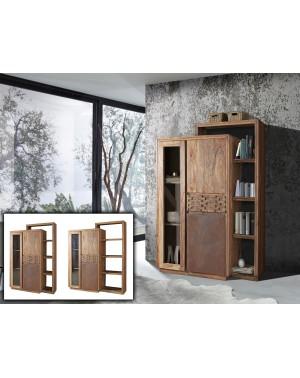 Biblioteczka Madera (3+2+7) 170x150x45
