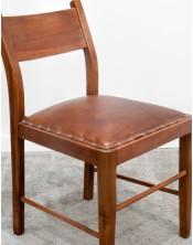 Krzesło tekowe 55x69x79