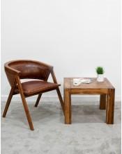 Krzesło tekowe 57x62x82