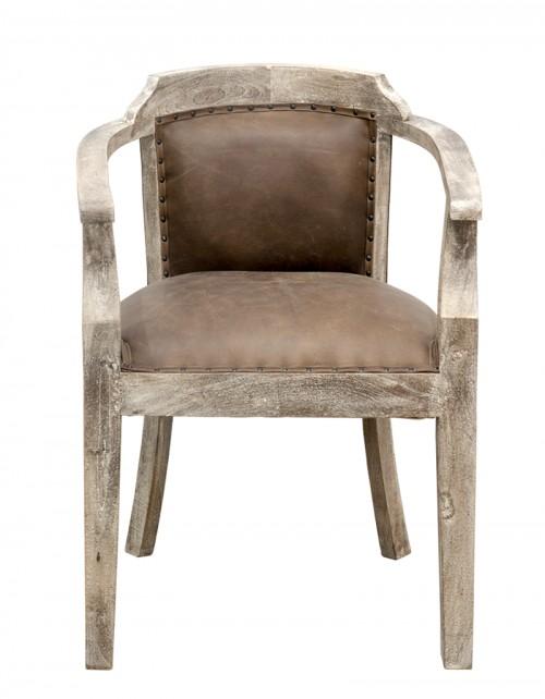 Krzesło / Fotel Loft Industrial Dewal M-18540 57x58x85
