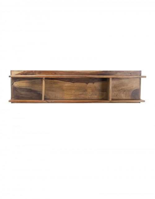Półka Milan drewno Palisander (lakierowany) 120 x 30 x 21