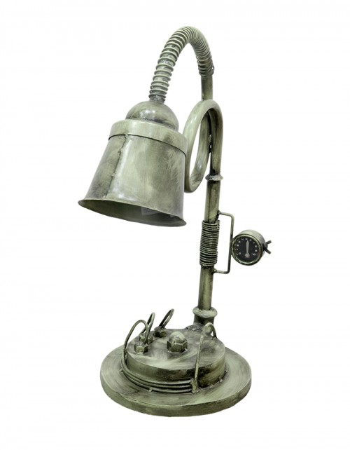 Lampa stołowa Vintage Recycle
