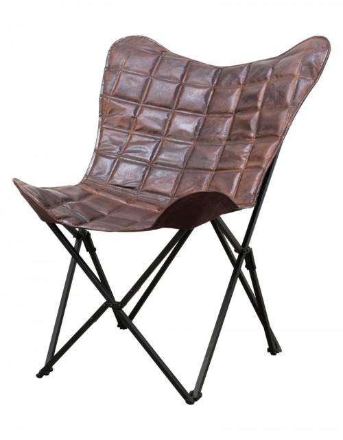 "Fotel wypoczynkowy ""Butterfly Chair"" HD-7556"