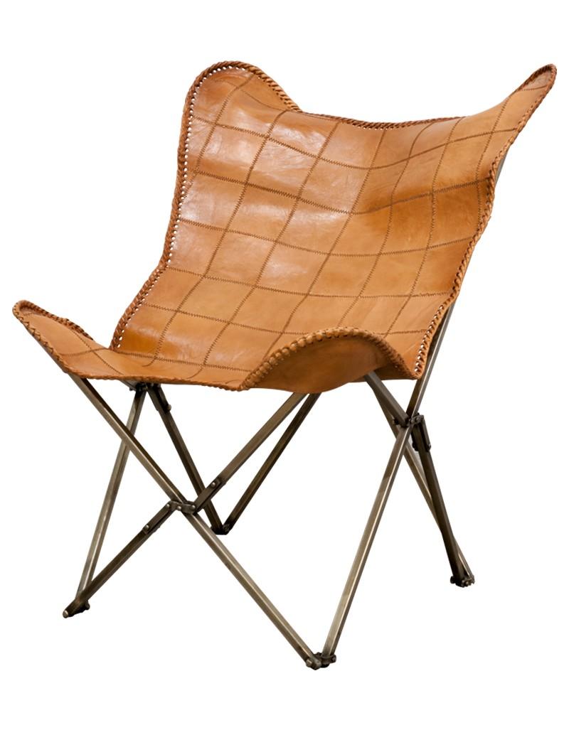 "Fotel wypoczynkowy ""Butterfly Chair"" HD-5469"