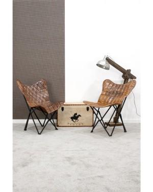"Fotel wypoczynkowy ""Butterfly Chair"" HD-7560"