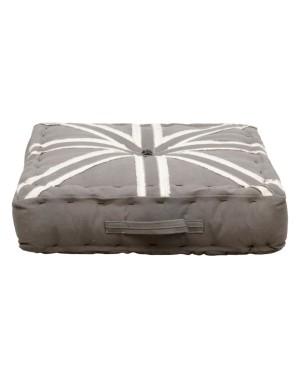 Poduszka, pufa przeszywana 50x50x15