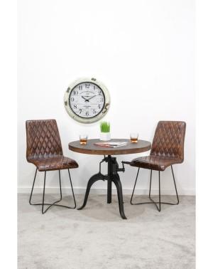 Hoker / Krzesło / Stołek barowy HD-7990