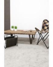 Postarzany stolik kawowy Rustico 135x75x40