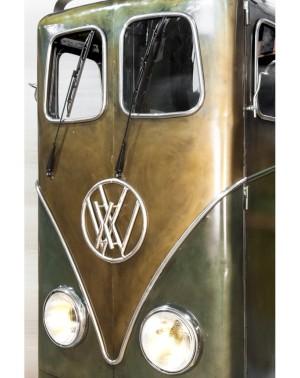 Barek metalowy / Winiarka VW