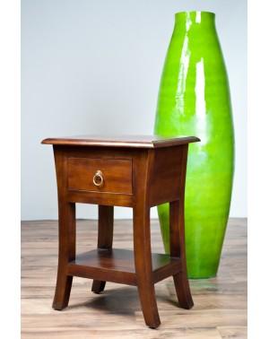 Stolik drewniany pod lampę Klasyczny PROMOCJA
