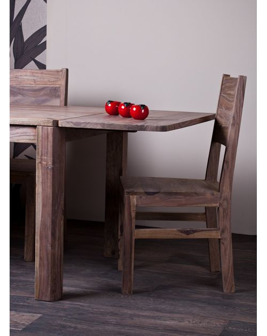 Krzesło z drewna Natural Palisander