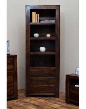 Biblioteczka (3) Madras Brown Palisander