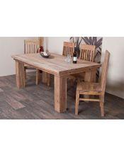 Stół drewniany jadalniany 180/260 Natural