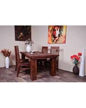 Stół drewniany jadalniany 180/260 Oiled Matt