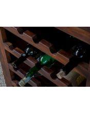 Winiarka + 2 szuflady palisander Oiled Matt