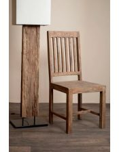Krzesło drewniane Natural