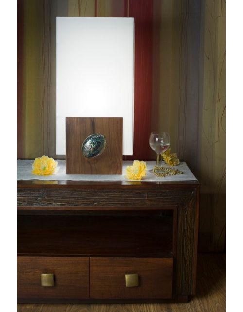 Lampa stołowa MUSZELKA