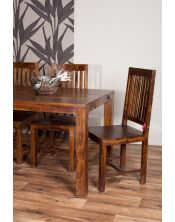 Krzesło drewniane State Oiled Matt