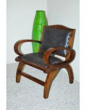 Fotel z obiciem Klasyczny
