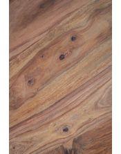 Półka drewno Natural  Palisander 120 x 8 x 20