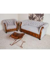 Brown Fotel  94x85x73