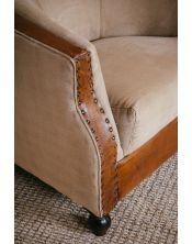 Brown Fotel Sofa 82x68x68