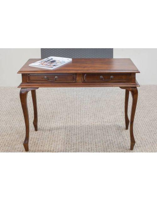 Toaletka biurko ( 2 ) Klasyczne Mahoń