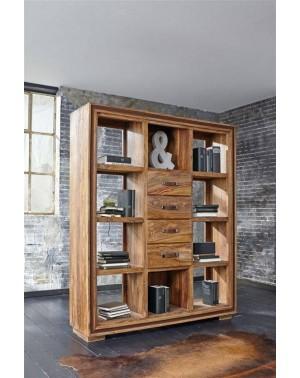 Biblioteczka duża 181x148x40 Milan (4+10)