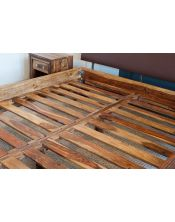 Łóżko drewniane 160x200 Milan