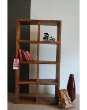 Biblioteczka podwójna (2) Oiled Matt