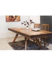 Stół drewniany jadalniany 200/290 cm Milan