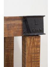 Stół drewniany jadalniany 165/168 cm Meliard